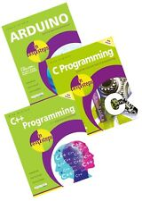 Arduino, C Programming, C++ Programming in easy steps books - special offer set