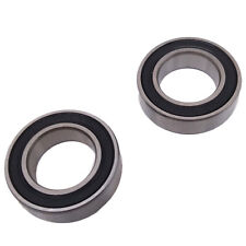 US Stock 2pcs15267-2RS Ball Bearing Rubber Sealed 15x26x7mm For Rear Hub Bicycle