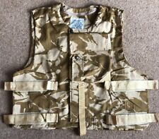 BRITISH ARMY DESERT DPM BODY ARMOUR COVER. SIZE 190/120. BRAND NEW.