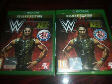 WWE 2K18 Deluxe Edition (Xbox One) Xbox One INCLUDE KURT ANGLE PACK
