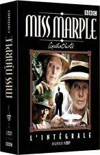 COFFRET DVD INTEGRALE MISS MARPLE BBC DIRECTE EDITEUR NEUF