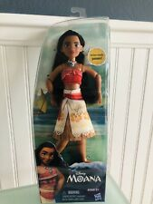 Disney Princess Moana Adventure Doll Action Figure Hasbro Ages 3+ New