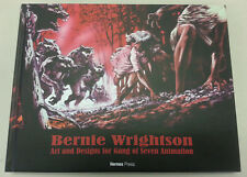 Bernie Wrightson Art and Designs for Gang of Seven Animation SDCC 2017 Exclusive
