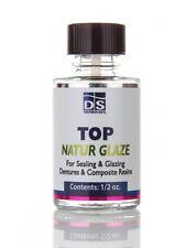 DENTAL Lab Product Finishing & polishing Denture Material Top Natur Glaze 15 ml