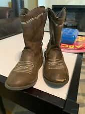 Toddler cowgirl boots size 8