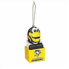 Pittsburgh Penguins Mascot Ornament 3ot4372mas NHL
