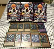Yugioh Card Collection Lot 50+ HOLOS GUARANTEED! HIGH VALUE RARE CARDS