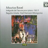 Maurice Ravel - Piano Works Vol II [New CD]