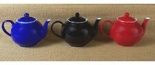 Arthur Wood Pop Pot Porcelain 6 Cup Teapot Tea Pot RED
