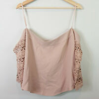 SEED HERITAGE | Womens  Off shoulder Top NEW $149.95 [ Size AU 8 or US 4 ]