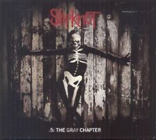 CD de musique alternative, indé slipknot