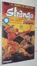 MARVEL LUG EO STRANGE N°188 1985 SUPER-HEROS DIV ALPHA DAREDEVIL SPIDERMAN