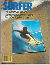 Vtg Surfer Magazine January 1982 Vol 23 No 1 Surfing Collection Photo Exhibits