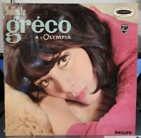 "juliette greco""a l'olympia""lp12""fr.or.philips.70342.biem. ( EX++ / NM+) Top Copy"