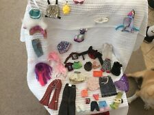 Monster High / barbie  Doll Clothes and accessories over 40 items