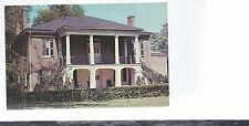 Gorgas Home  University of Alabama Birmingham Unused Chrome Postcard 544