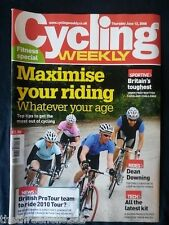 CYCLING WEEKLY - MAXIMISE YOUR RIDING - JUNE 12 2008