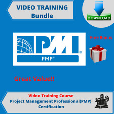 Project Management Professional PMP Video Training Course DOWNLOAD + Free Bonus