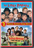 The Little Rascals 2 Movie Family Fun Pack [New DVD] 2 Pack, Snap Case