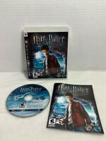 Harry Potter and the Half Blood Prince PlayStation 3 PS3 Complete Tested