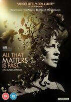 Nuovo Tutti Che Matters Is Past DVD (OPTD2763)