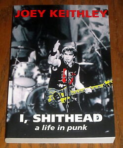 DOA Joey Keithley I SHITHEAD PUNK ROCK BAND Music VANCOUVER BC Riots psychedelic