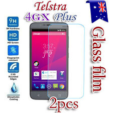 2x Telstra 4GX Plus / ZTE Blade A462 Tempered Glass Screen Protector Film Guard