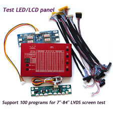 "New LED LCD Panel Tester For TV Laptop Repair Support 7-84"" LED LCD Screen"