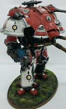 Warhammer 40k Imperial Knights Pro Painted Castellan KnightHouse Taranis Army