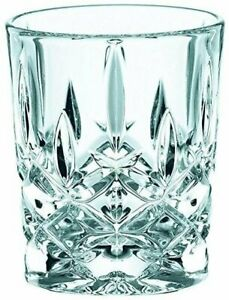 Nachtmann Noblesse Shot Glass, Set of 4, Clear