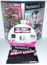TONY HAWK'S AMERICAN WASTELAND SKATE - Playstation 2 Ps2 Play Station Gioco Game