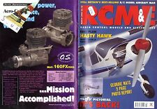 RADIO CONTROL MODELS & ELECTRONICS MAGAZINE 2004 MAR HASTY HAWK FREE PRO PLANS