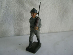 toy soldier- French- Lineol type