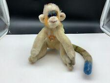 Steiff Tier Affe Mungo 22 cm. Top Zustand