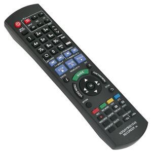 N2QAYB001046 Ersatz Fernbedienung für Panasonic N2QAYB000759 DMR-BCT835EG BST950