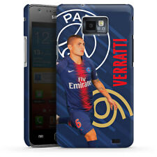 Samsung Galaxy S2 Premium Case Cover - Verratti - PSG Player