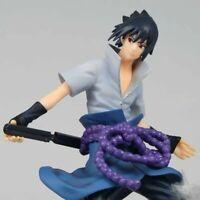 Naruto Shippuden Sasuke Uchiha Grandista Figure Rare