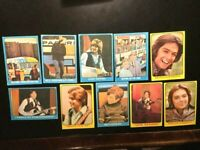 1971 Topps The Partridge Family Lot of 10 Cards-VGEX-NICE! FREE SHIPPING