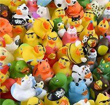 Rhode Island Novelty Assorted Rubber Ducks, Set of 100