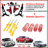 Kit Bracci Anteriori Rinforzati + Kit Assetto Sportivo Alfa Romeo 147 Frap Birth