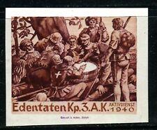 Switzerland Soldier Stamp HD-Bewachungsdienst   #18 10