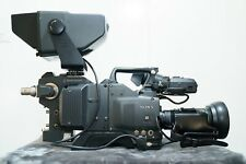 Sony Professional Broadcast Camera Dxc-D30 With Canon Yj18x9B4 Lens