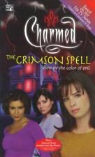 Charmed: The Crimson Spell by F. Goldsborough (2000, Paperback) Good Condition