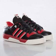 adidas Consortium RIVALRY LOW CHICAGO BULLS TRAINERS BNIB UK9.5 New York Knicks