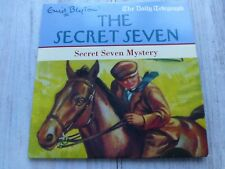 ENID BLYTON THE SECRET SEVEN MYSTERY CHILDRENS PROMO AUDIO BOOK CD