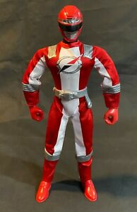 Power Rangers Red Operation Overdrive Figure Bandai 2005