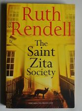 The Saint Zita Society by Ruth Rendell (Paperback, 2012) Uncorrected Proof