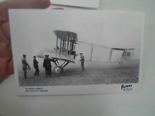 RP Postcard - De Havilland I - One Renault Engine - Aircraft