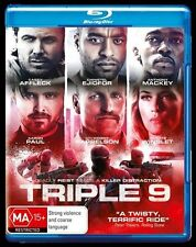 Triple Nine (Blu-ray, 2016)