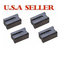 2x Pairs Black & Decker/Dewalt Carbon Brush 176846-03 176846-04 - Set of 4